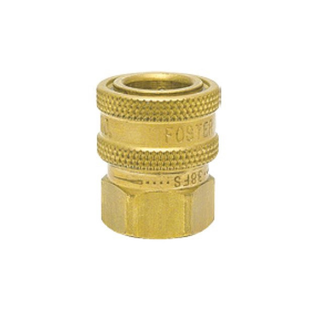 "Quick Connect Coupler (Female Socket) x 1/2"" Female Thread"