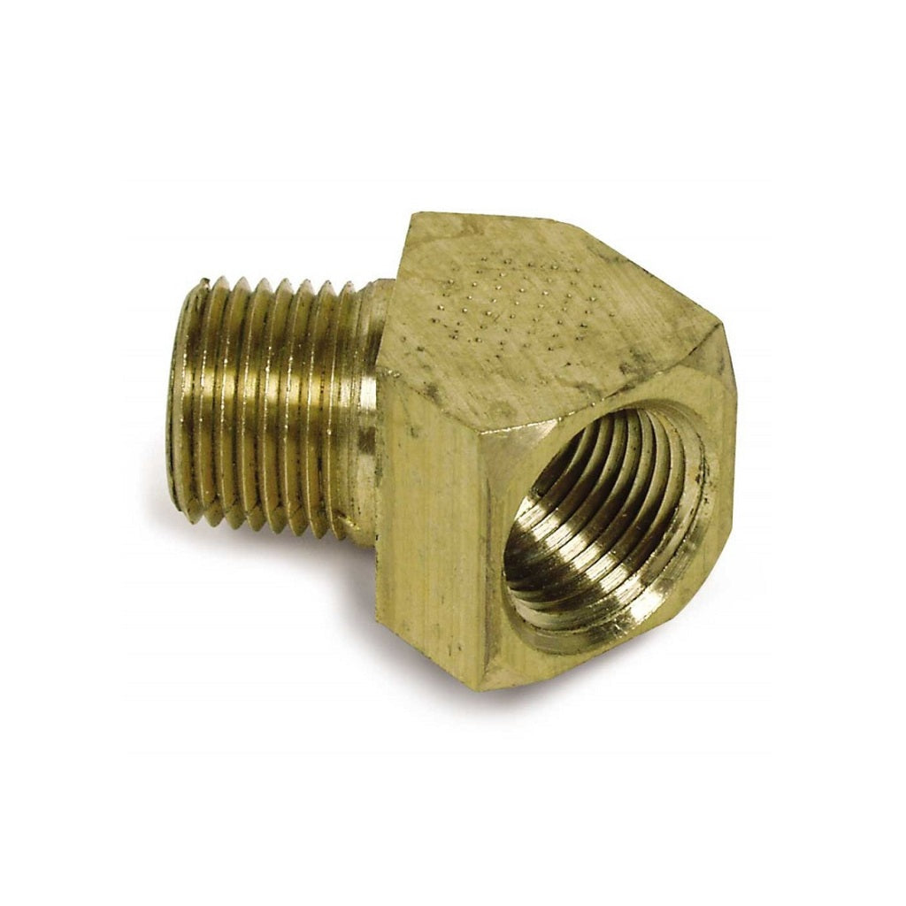 Street Elbow 45° Degree Brass