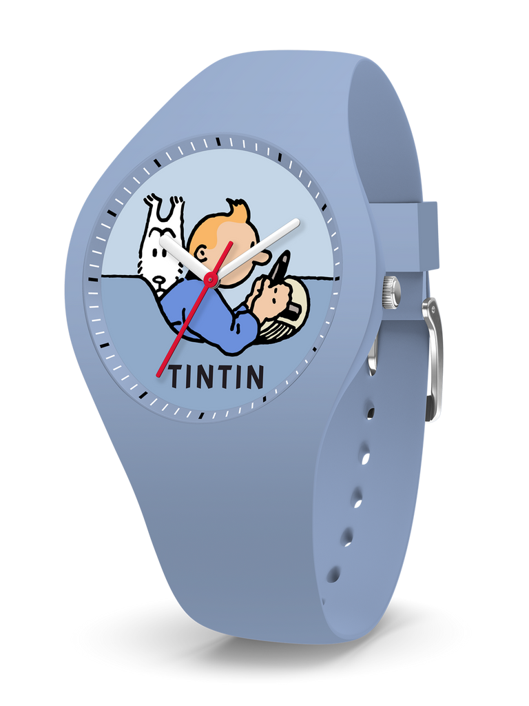 Tintin Watch - Car Sports Skin Strap - Medium