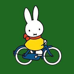 Miffy's Bicycle Card