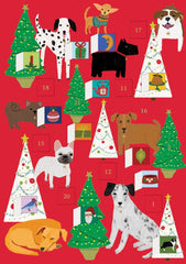 Precious Pooches Advent Card