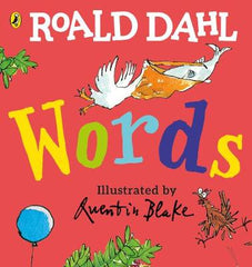 Roald Dahl Words Board Book