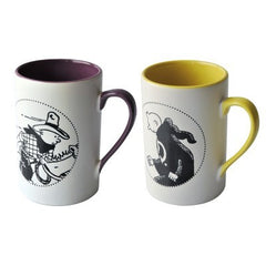 Mug Duo Horse And Disguise