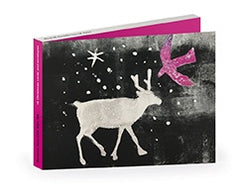 Barbara Rae Deer Box of Christmas Cards