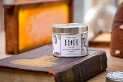 Wild Fig & Shortbread Beeswax Candle