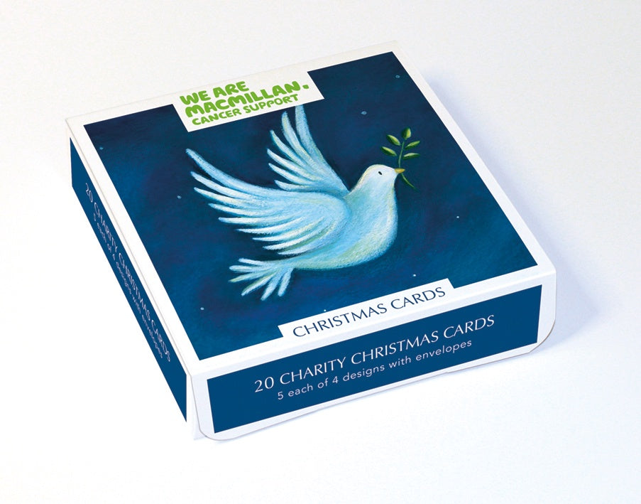 The Christmas Journey Macmillan Box of Cards