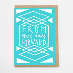 From This Day Forward Card