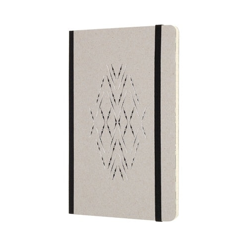 Moleskine Time Notebook Limited Edition Ruled Black