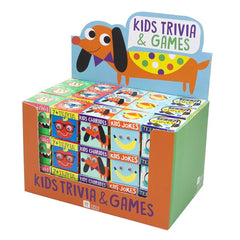 Trivia Games for Kids