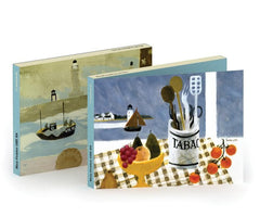 Mary Fedden Seaside Postcard Wallet