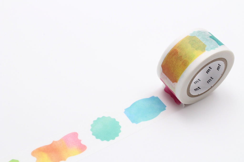 MT Washi Tape Watercolour
