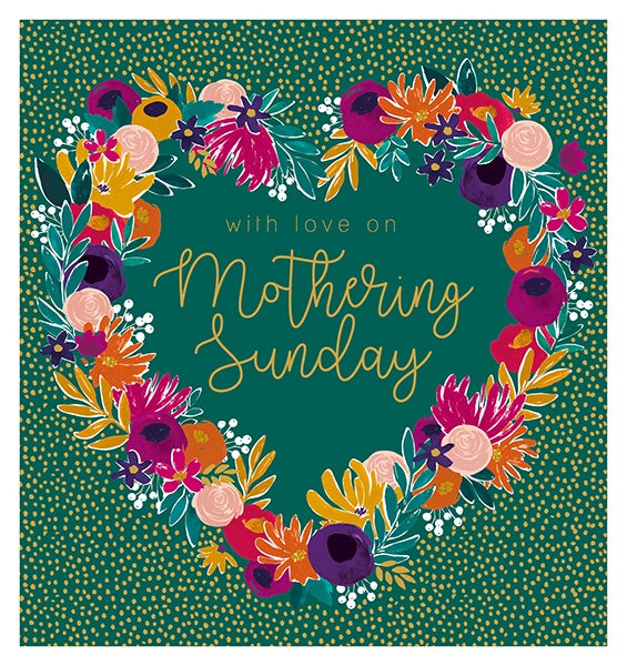 Mothering Sunday Green Card