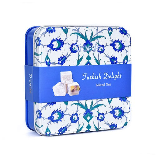 Truede Mixed Nut Turkish Delight 125g