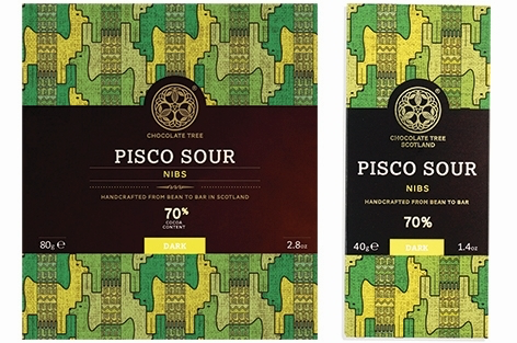Bean to Bar Pisco Sour 70% Cocoa