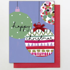 Big Baubles Card