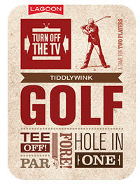 Tottv Tiddlywinks: Golf