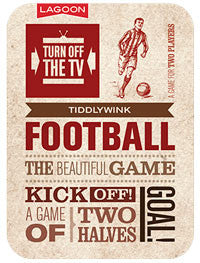 Tottv Tiddlywinks: Football