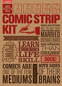 Tottv Comic Book Kit