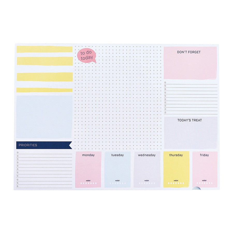 Busy B A3 Desk Pad
