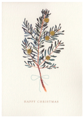 Christmas Sprig Card
