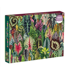 Houseplant Jungle 1000 Piece Jigsaw
