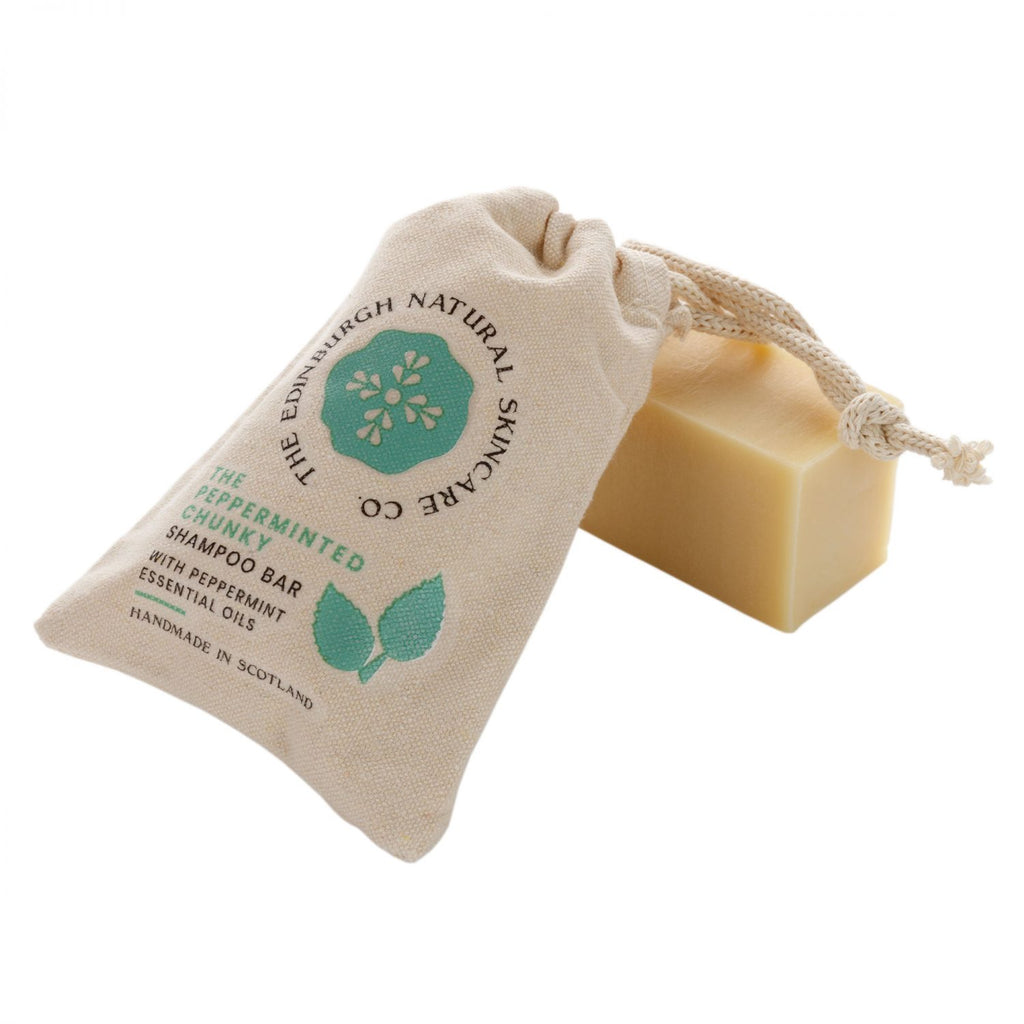 The Pepperminted Chunky Shampoo Bar 100g