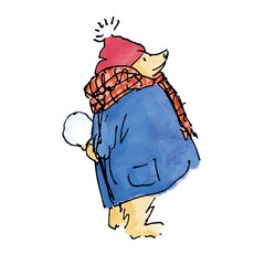 Paddington With Snowball Pack of Cards