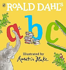 Roald Dahl's ABC Board Book