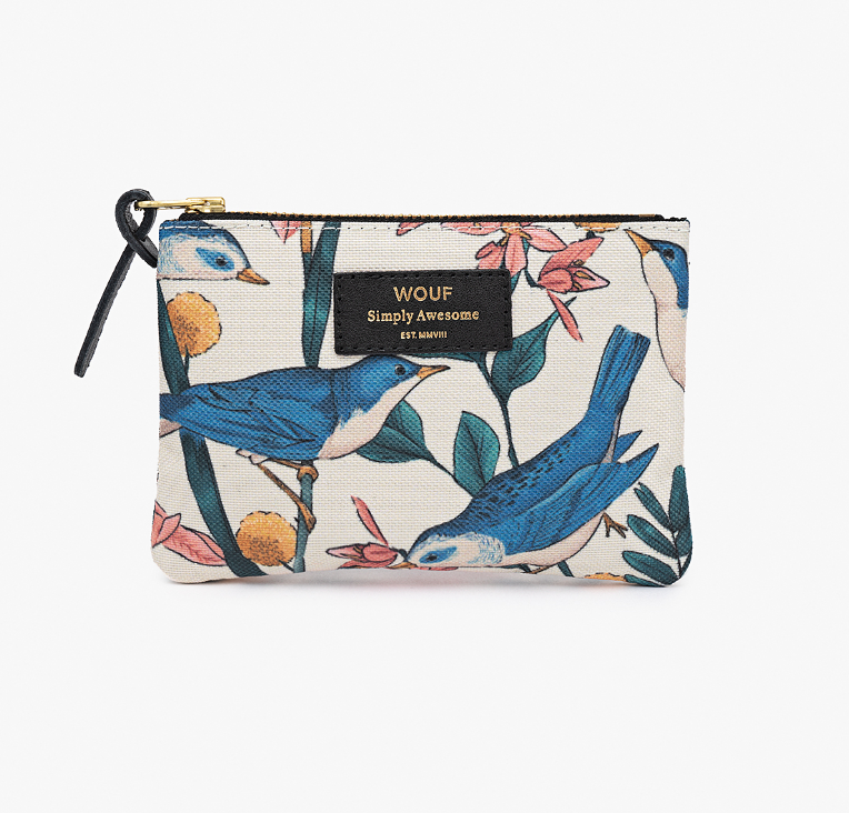 Birdies Small Pouch