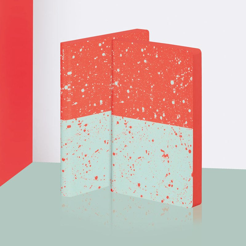 Colour Clash Notebook Large Sakura