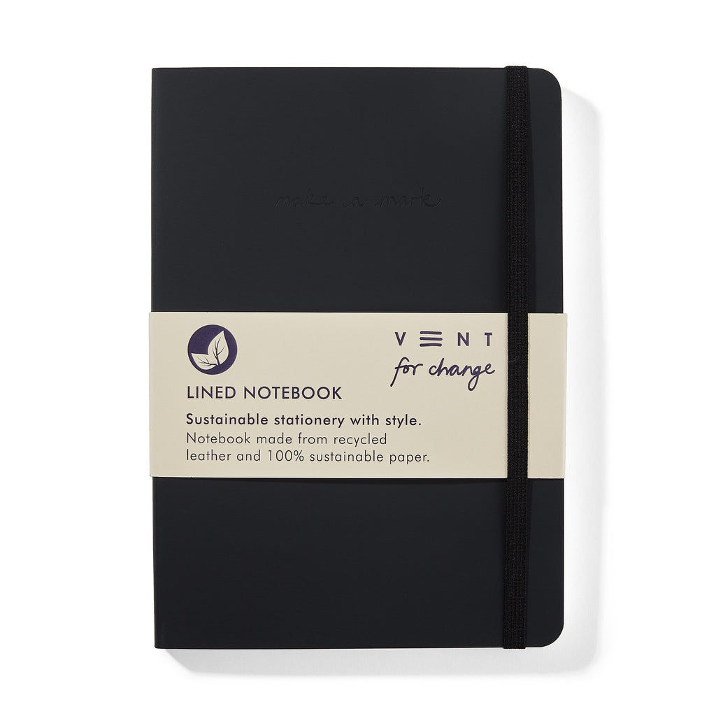 Make a Mark Notebook Charcoal A5