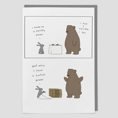 Backup Liz Climo Card