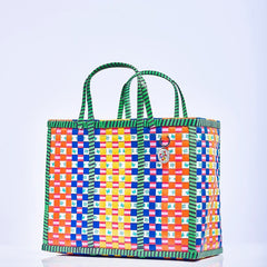 Medium Mowgs Recycled Hand Woven Wag Basket