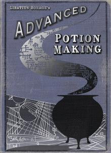 Advanced Potion Making Harry Potter Card