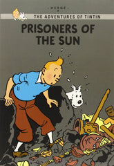Tintin Young Reader: Prisoners Of The Sun