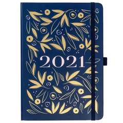 Busy B A5 To Do Diary 2021