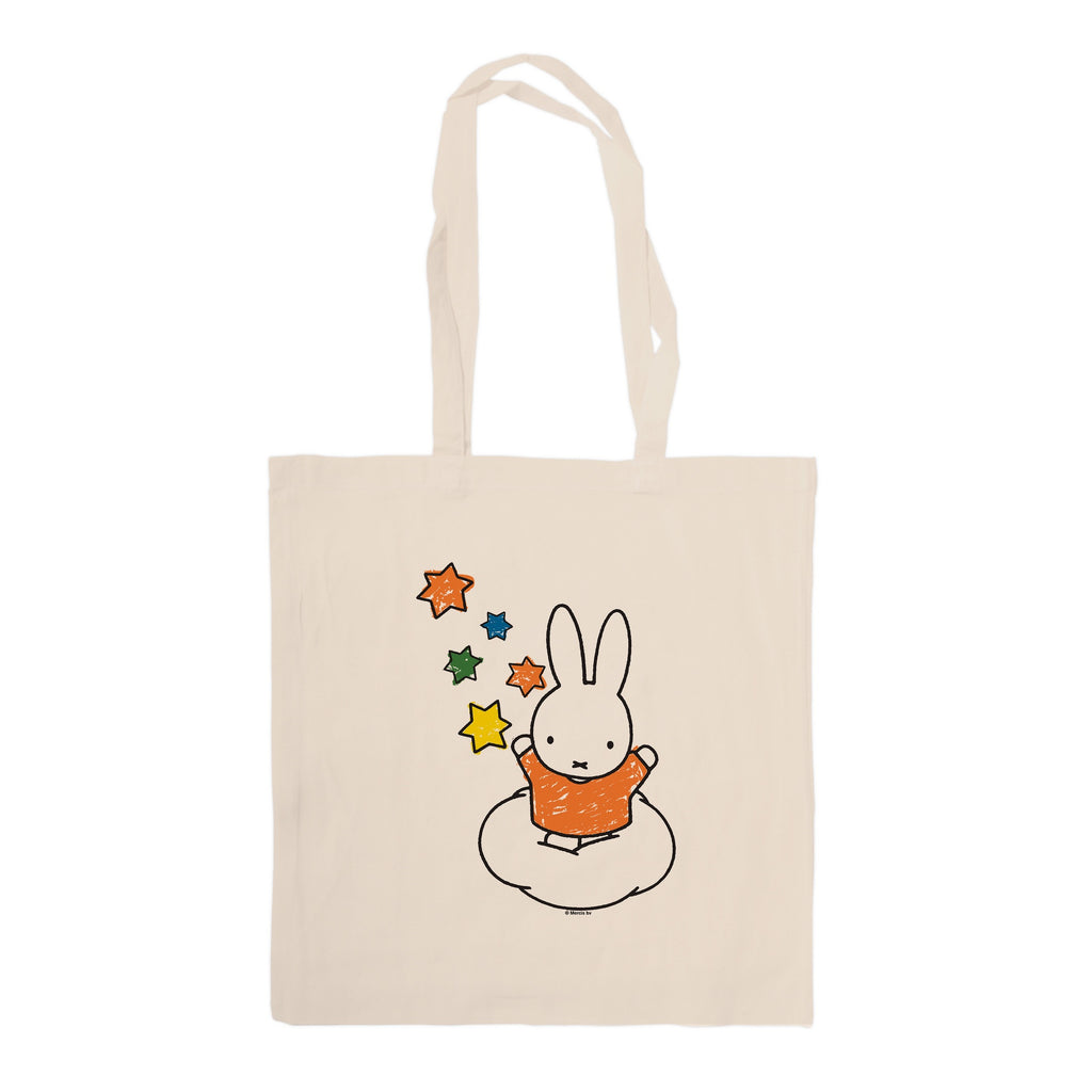 Miffy Stars Tote Bag