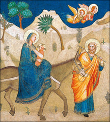 Flight Into Egypt Charity Pack of 5 Cards