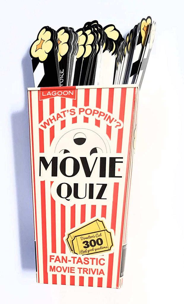 What's Poppin' Movie Quiz