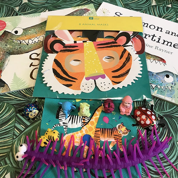 Jungle Party Bag
