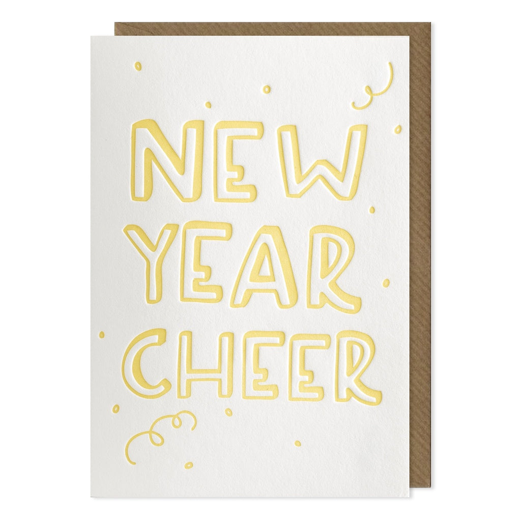 New Year Cheer Card