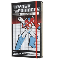 Limited Edition Transformers Optimus Prime Moleskine Notebook