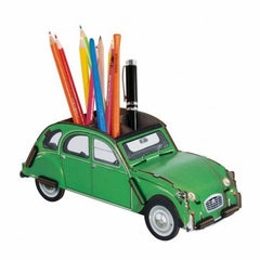 Green 2CV Pen Box