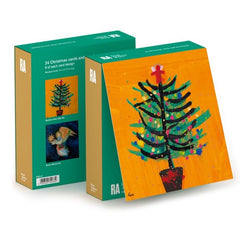 Barbara Rae 10 Christmas Cards Box