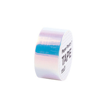 White Mirror Rainbow Tape