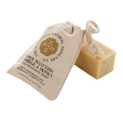 Porridge and Honey Cold Processed Soap 85g