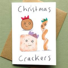 Christmas Cracker Card