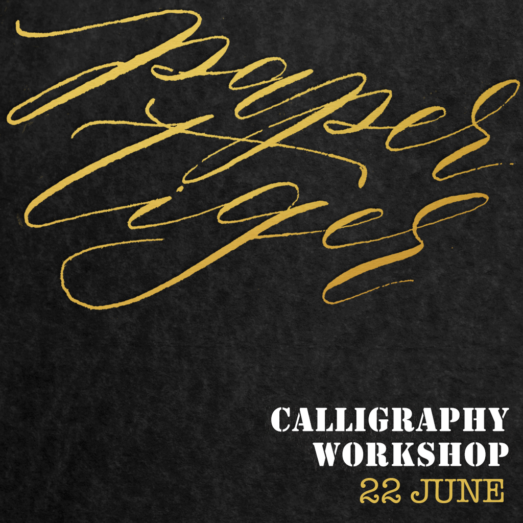 Calligraphy Workshop for Beginnners