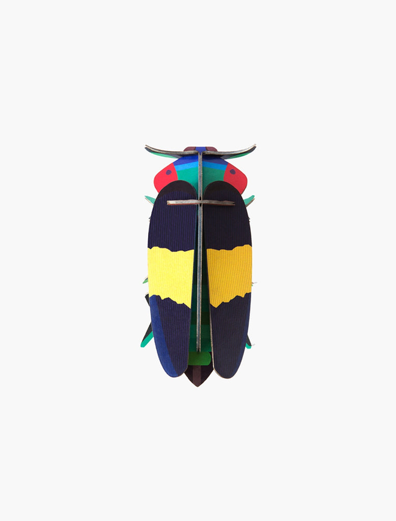 Jewel Beetle Wall Decoration
