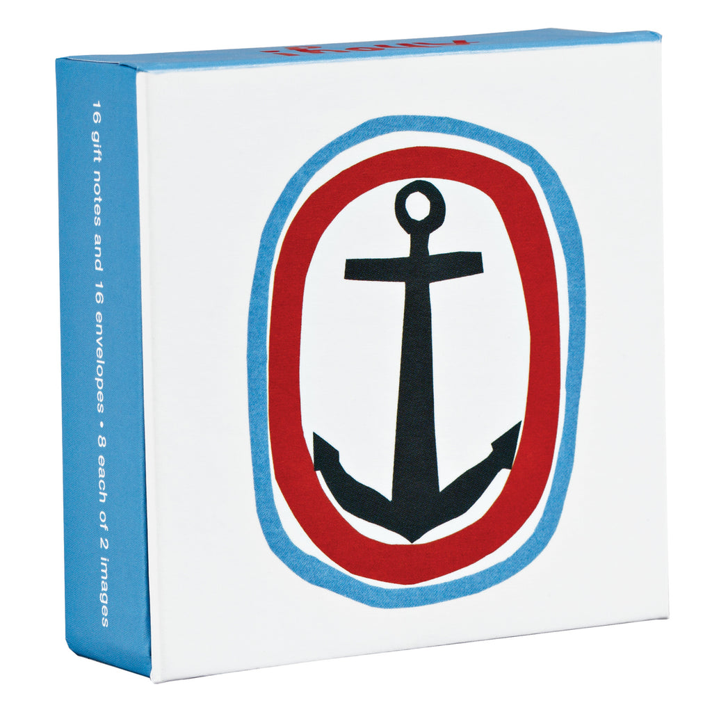 Ahoy! Mini Notecard Box